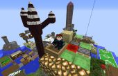 Machines volantes Minecraft