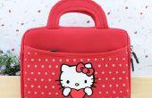 Bonjour sac à main Soft kitty pour ipad