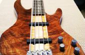Construire mon premier Bass guitare