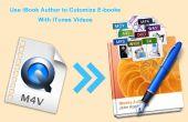 Utiliser les iBook auteur à personnaliser E-books avec iTunes vidéos