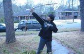 Comment faire un arc de survie et de la flèche