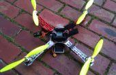 Bâtiment Quadcopters, Drones et explication de drones-A et facile construisent une base Quad.