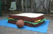 Comment faire un Sandwich géant