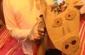 100 % recyclé artisanale Stick cheval jouet !