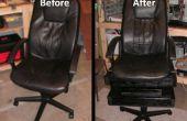 """Pirater une chaise de bureau en un « Hill Billy chaise haute """""""