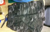 Shorts en Carry Sack