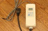 Câblage d'un contrôleur de température RANCO ETC-111000-000 pour votre Kegerator