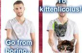 Comment rendre vos vêtements plus purr-fect !