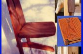 Menuiserie : Fabrication bois projets sans utiliser de clous, de vis ou de colle.