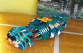 Knex motorisée Caterpillar