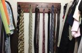 Cravate/ceinture cintre