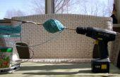 Enrouleur de fil ball