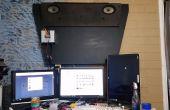 Haut-parleurs pour ordinateurs doux W / caisson de basses pour pas cher