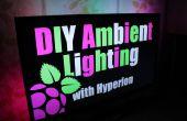 DIY Eclairage ambiant avec Hyperion. Fonctionne avec des Sources HDMI/AV || Raspberry Pi