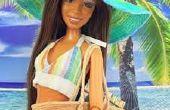 Chapeau de la plage de poupée American Girl DIY !