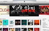 Rendre compte iTunes sans carte de crédit