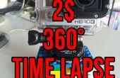 Mont de laps de temps très bon marché [TUT] 360°