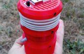 3D imprimer un Mini USB aspirateur