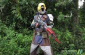 Costume de Warlock destin par Gary Sterley
