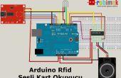 Projet de lecteur RFID Role Card