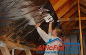 Comment installer la barrière radiante sur chevrons Attique en 5 étapes