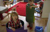 Plus simple Possible Kids Toy - tapis de Camping plus l'imagination d'un enfant en mousse = « voiture »