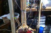 TWISTER de DELTA : Une imprimante 3D bricolage n'importe qui peut faire (pour moins puis 400 dollars)