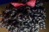 Cheveux bouclés (poupées/marionnettes)