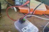 Comment faire une boîte d'accessoires et de la connexion multmeter