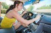 Guide de A à Z sur le nettoyage intérieur de voiture en toute sécurité