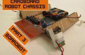 Châssis en carton pour les Robots bon marchés 3: Boardbot