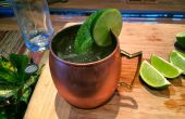 Comment faire le Cocktail parfait d'été : la Mule de Kentucky