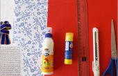 Crafts DIY : Comment faire du papier Cupcake chocolat boîte de