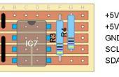 Module simple d'EEPROM pour Arduino ou autre microcontrôleur