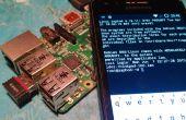 Installation de Raspberry PI WiFi sans tête (pour les mobiles)