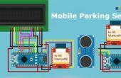 Arduino sans fil capteur de stationnement