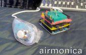 Airmonica - un instrument de musique à l'air libre