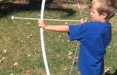 Cadeau d'arc et des flèches de qualité pour les enfants--pas chers, robustes et rapides