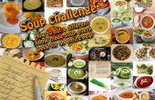 Soupe de défi - comment - 52 semaines de soupe