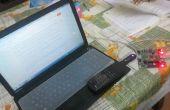 Contrôle de VLC Media Player à l'aide de la télécommande IR