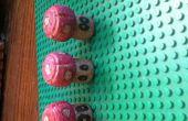 Bouchons de champignon Mario