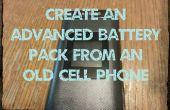 Advanced Pack de batterie de téléphone portable