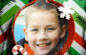 Personnalisé des ornements d'arbre de Noël de Cookie Cutter !