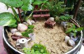 BRICOLAGE jardin Miniature