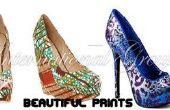 Fr samling av stilige og elegante løsninger pour mote sko-Taringa