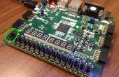 Mise en place Microblaze sur la carte FPGA Nexys4