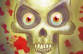 Dessiner un crâne fou avec Sketchbook Pro