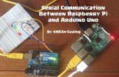 Connectez votre Pi framboise et Arduino Uno !