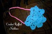 Hérissé de couche Crochet collier