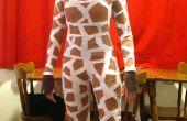 Comment faire un Costume de girafe peu coûteux